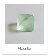 fluorite octaèdre de Chine