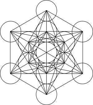 Cube de Metatron
